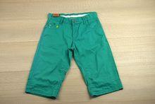 Къси панталони - BOY- зелени за 10 години