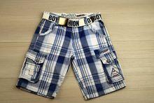 Къси панталони - BOY.S- сини за 10 години