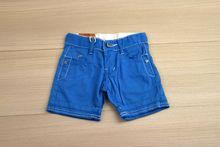 Къси панталони - JEANS FASHION - сини от 6 до 30 месеца