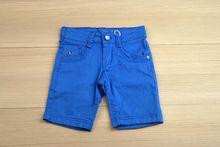 Къси панталони - BOY STUDIO - тъмно сини за 9/12 месеца