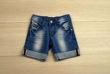 Къси дънки за момче -G- тъмно сини за 6 месеца