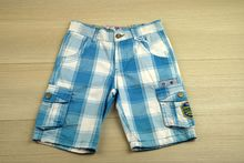 Къси панталони - BOY.S- светло сини от 8 до 16 години
