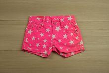 Къси панталонки - STAR - розови за 8 годишни