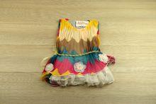 Цветна детска рокля - PINK GIRL - за 2 годишни