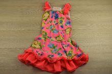 Страхотна ежедневна рокля - розова за 2,8,12 годишни