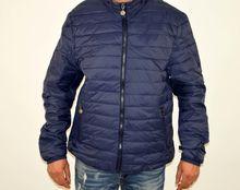 Пролетно - есенно мъжко яке - 1106 - тъмно синьо големи размери