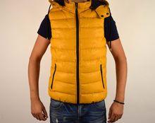 Мъжка грейка - 1207 - жълта