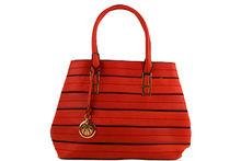 Дамска чанта - CO CO FASHION - червена