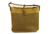 Дамска чанта с органайзер - CO FASHION - бежов