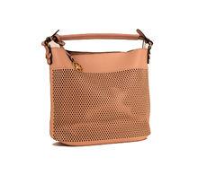 Дамска чанта с органайзер - CO FASHION - розова
