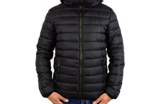 Зимно мъжко яке - 1124 - черно