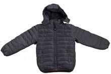 Зимно яке за момчета - 9002 - тъмно сиво от 8 до 16 г.