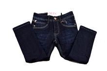Модни зимни детски дънки за момчета от 4 до 12 годишни