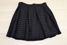 Модна детска пола - черна за 4 годишни
