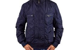 Мъжко яке пролет - есен - 1112 - синьо големи размери