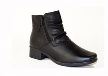 Дамски боти - 074 - черни