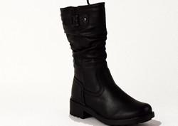 Дамски боти - 085 - черни