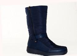 Дамски боти - 086 - тъмно сини