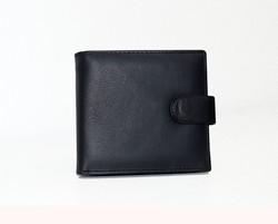 Мъжки портфейл ЕСТЕСТВЕНА КОЖА - 803 - черен