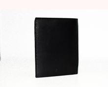 Мъжки портфейл ЕСТЕСТВЕНА КОЖА - 806 - черен