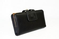Дамско портмоне тип малка чанта  - 520 - черно