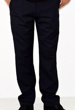 Класически мъжки панталон -1003 - тъмно син