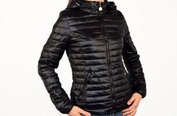 Дамско пролетно - есенно яке - 1524 - черно