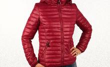 Дамско пролетно - есенно яке - 1524 - червено