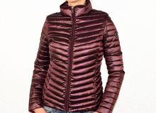 Пролетно - есенно дамско яке - 1527 - бордо