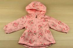 Детско пролетно яке за момичета от 1 до 5 г.- 3004 -  розово