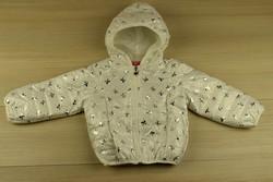 Детско пролетно яке за момичета от 1 до 5 г. - 3005 - бяло