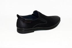 Актуални мъжки обувки - 6001 - черни