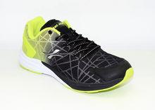 ХИТ модел мъжки маратонки - 5001 - черно/зелено