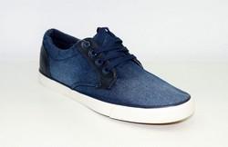 ХИТ модел мъжки дънкови обувки - 4002 - сини