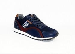 ХИТ модел мъжки маратонки - 5003 - тъмно сини