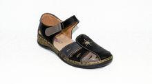 Дамски сандали - 080 - черни