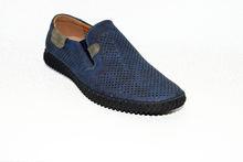 Мъжки обувки - 6008 - тъмно сини
