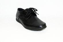 Мъжки официални обувки - 6010 - черни