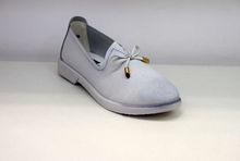 Дамски обувки ЕСТЕСТВЕНА КОЖА - 6604 - бели