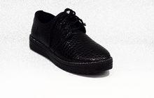 Дамски обувки - 00101 - черни