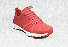 Дамски маратонки - 8009 - розови