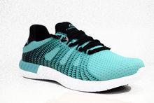 Дамски маратонки - 8011 - сини