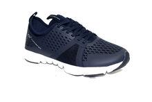 Актуални мъжки маратонки - 5507 - тъмно сини