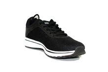 Модни мъжки маратонки - 5508 - черни