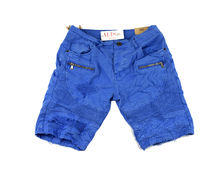 Мъжки къси панталони - 1993 ENOS -  сини