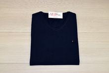 Мъжка тениска СЕ СЕ 04 - тъмно синя