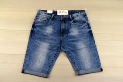 Къси мъжки дънки -VIMAN 04 - сини от 30 до 42 размер