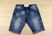 Къси мъжки дънки -VIMAN 06 - сини от 32 до 40 размер