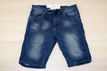 Мъжки къси дънки -LEOX- от 30 до 40 размер тъмно сини