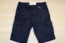 Къси мъжки панталони с джобове -CHROMOSOME -